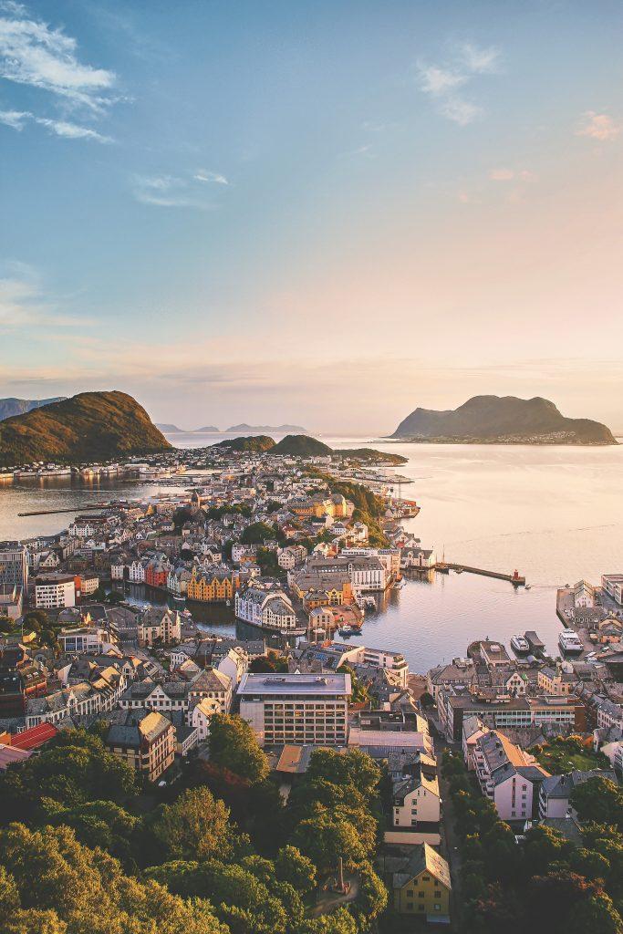 Willkommen Norwegisch